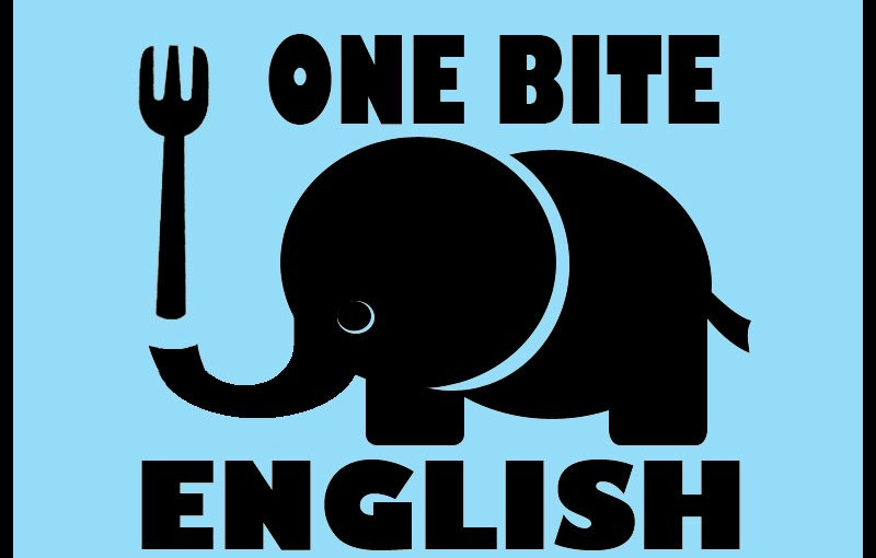 One- Bite English